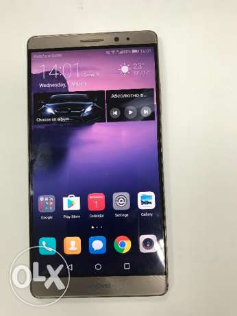 Huawei mate 8 like new for sale