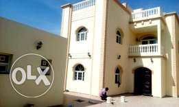 for bachelors..7 bedroom + 2 out house u/f stand alone villa in wukair