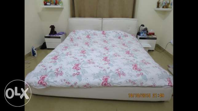 Bed with Mattress for sale نجمة -  3