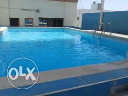 1 Bedroom apartment with facilities at Um Ghuwailina 5000 QR