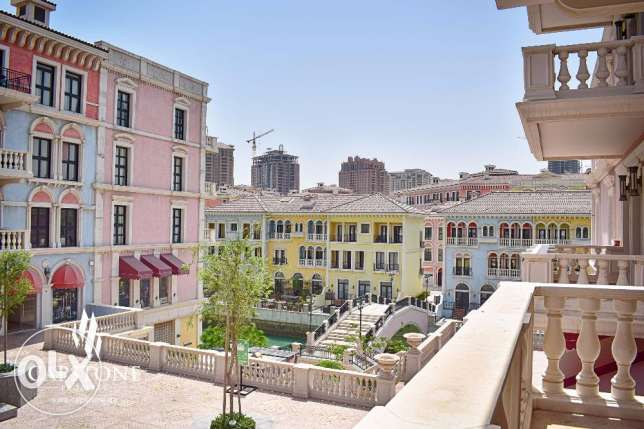 FREE 1 MONTH RENT, 1-Bedroom Semi-furnished Apt at Qanat Quartier