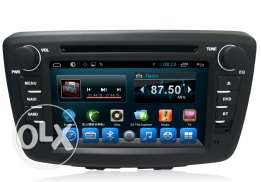Suzuki Baleno GPS Nav 2 Din Car Dvd Cd Player with Bluetooth Factory
