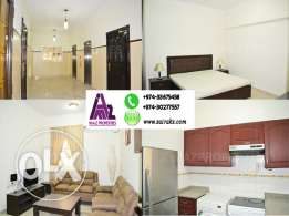 Furnished: 1BHK Apartment for Rent- Family