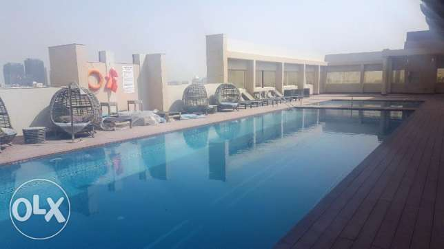 LIC 496 Luxurious 2 BHK with Maids Room at Doha