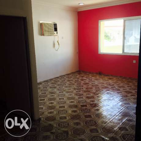 studio unfurnished with Ac villa in hilal for family