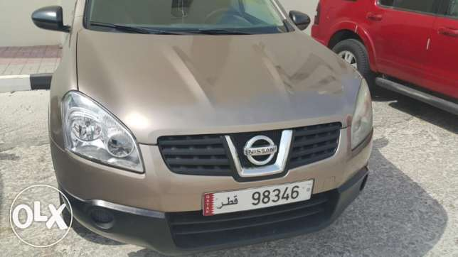Nissan qashqai Very Good Condition(Istimara valid till 29/04/2018)