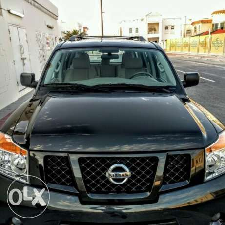 Nissan Armada 2014 Perfect Condition For Sale