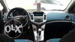 Chevrolet cruz LT 2012