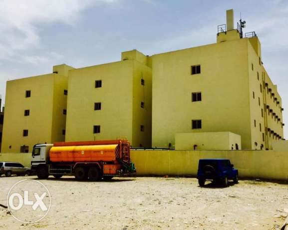 Labour camp for rent in Industrial area