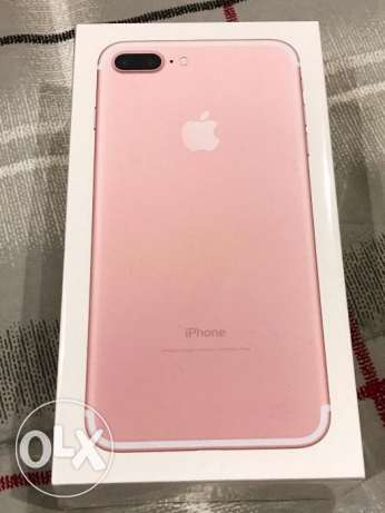 Brand New Apple Iphone 7 Plus 256GB