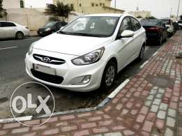 Hyundai Accent 2015 1.6 model Perfect conditions