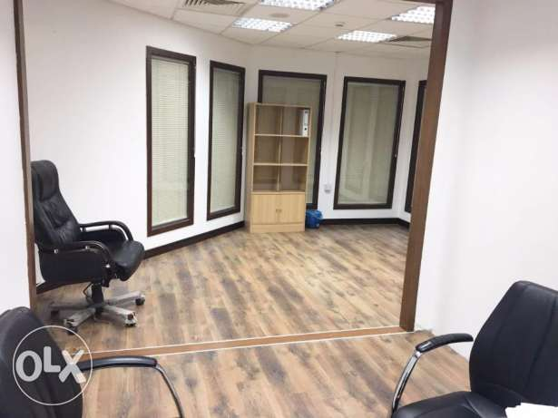 1-Room Office In Corniche [30-SQM] F/F