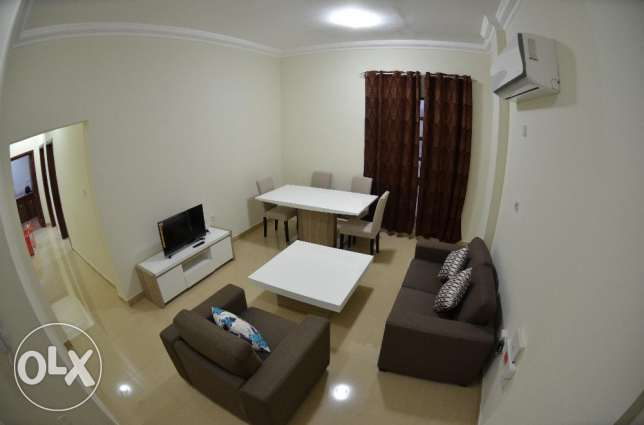 Fully Furnished 2- Bedroom Apartment in Old Airport