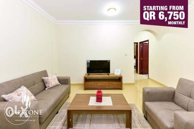 New!! Elegantly Furnished 2-Bedroom Apt.