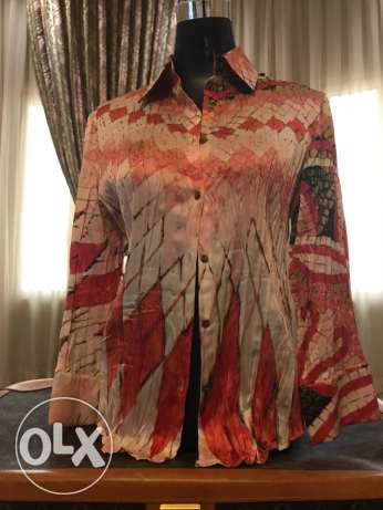 Authentic Roberto Cavalli shirt
