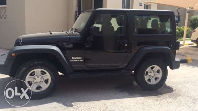 JEEP WRANGLER SPORT for sale, excellent conditions, female driven