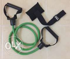 Training rubber cable