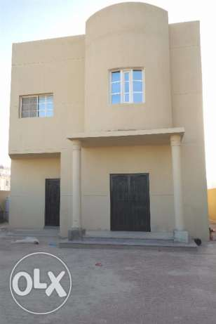 very spacious stand alone villa at Wakra, partition allowed