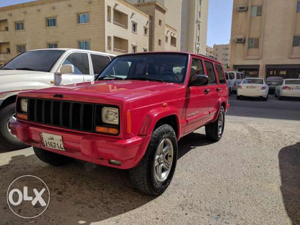 Jeep Cherokee XJ , Excellent Condition