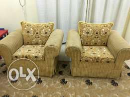 Sofa 3+2+1+1 seater +carpet +table
