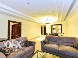 Limited Time Offer: Furnished 1BR Apartment in Porto Arabia