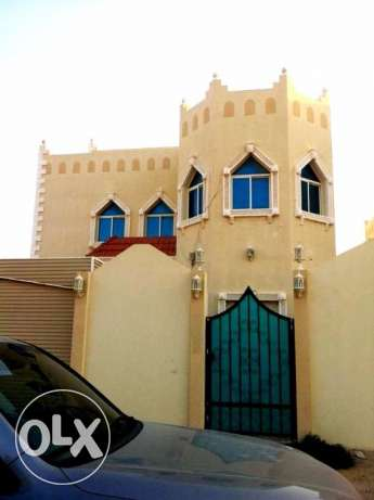 for executive bachelors, very nice 8 bed with pent house at wakrah