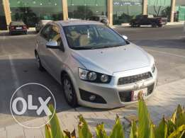 mid - option chevrolet sonic 2013 low millage