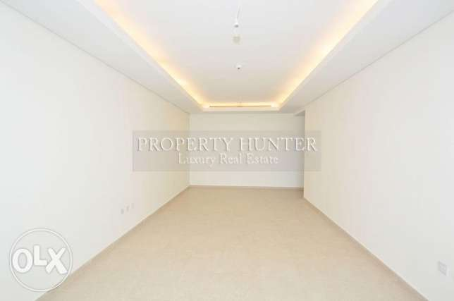 Marina views 2 bedrooms comfy apartment الؤلؤة -قطر -  4