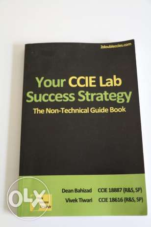 Cisco CCIE Lab Success Strategy book