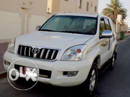Full Option Toyota Prado 2009 V6