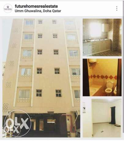 1 BHK Apartment Available For Rent in Umm Ghuwailina Area