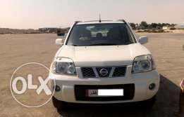 NISSAN X-TRAIL 4X 4 (Jappan Made - Full Option ) Excellent Condition