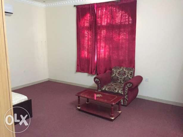 1bhk fully furnished for family in hilal