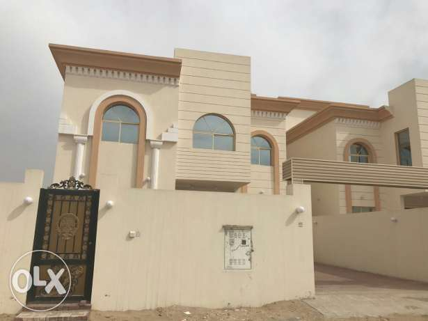 Brand new 6 Bedroom villa in umm salal ali
