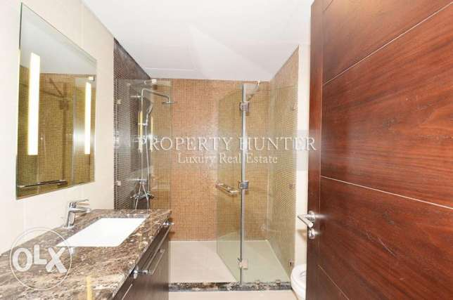 Marina views 2 bedrooms comfy apartment الؤلؤة -قطر -  8