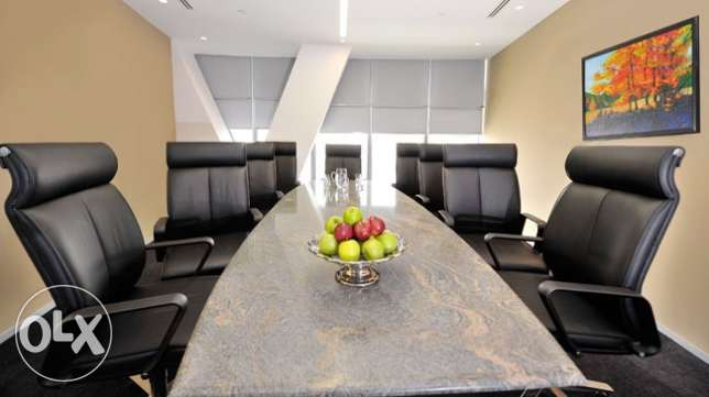 Offices Spaces For Rent in Tornado Tower.west Bay الخليج الغربي -  4