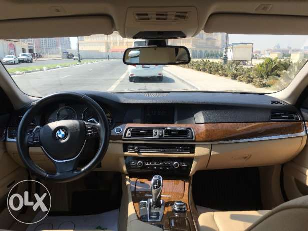 BMW 530i in perfect condition for sale الؤلؤة -قطر -  4