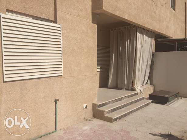 Family Accommodation in Gharafa 1 room&1hall with 2 split AC