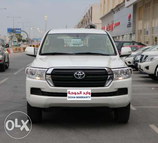 New Toyota G Standard Model 2017