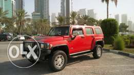 Totally in Good Condition SUV Hummer H3 Full Automatic with 4WD