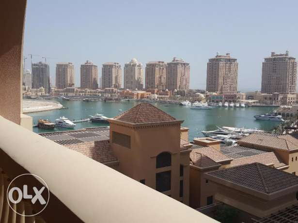 Gorgeous 1br fully furnished + month free الؤلؤة -قطر -  7