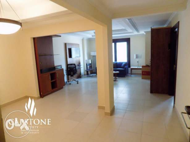 FREE ONE MONTH, 1BR Apt in Porto Arabia - The Pearl الؤلؤة -قطر -  4