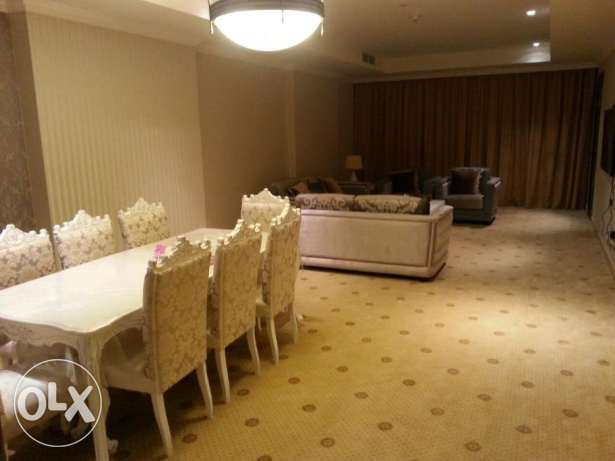 Appartment for rent in the pearl الؤلؤة -قطر -  5
