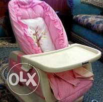 Boxed Baby Swing chair (juniors Brand) For Sale