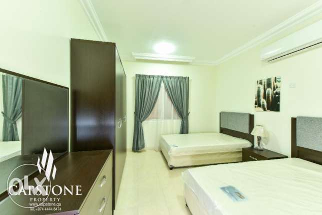 New!!! Al Sadd well-designed 2BR Apartment