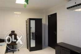 Studio Room For Rent For Executive Bachelors in Al-Duhail- 2,700 QR