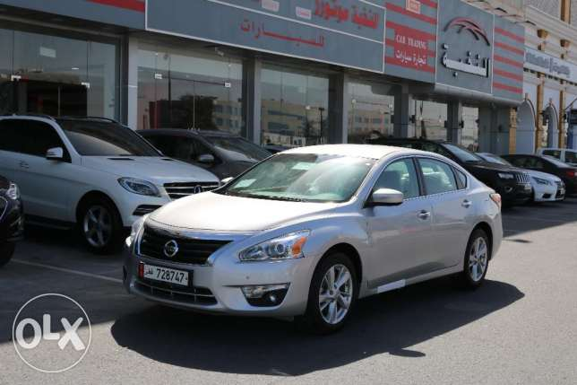 Brand New NissanALTIMA SV2.5LM2016