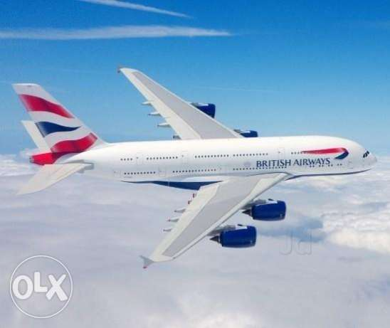 Job Vacancy and urgently needed for British Airways Inc