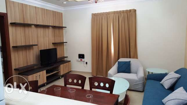 Spacious one bedroom fully furnished