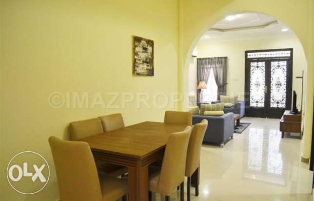 //Furnished Apartment (3BR)- Kheesa
